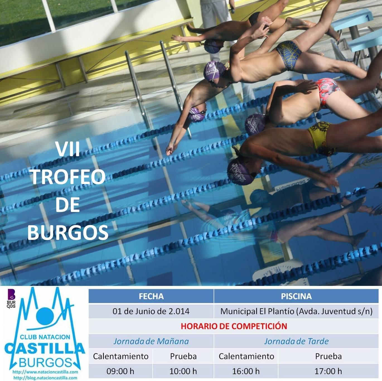 Noticias en nataci n for Piscinas el plantio burgos